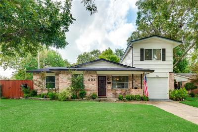 Richardson  Residential Lease For Lease: 403 Salem Drive
