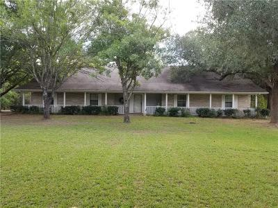 Grand Saline Single Family Home For Sale: 501 Vz County Road 1711