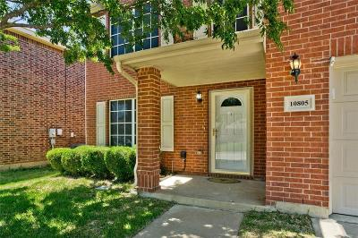 Single Family Home For Sale: 10805 Braemoor Drive