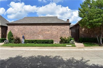 Carrollton Townhouse For Sale: 3211 Squireswood Drive