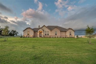 Weatherford Single Family Home For Sale: 111 North Ridge Court