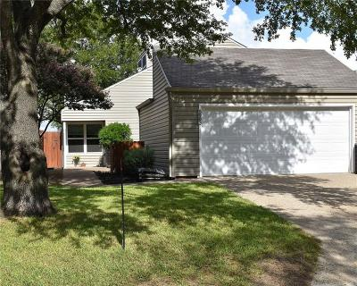 Waco Single Family Home For Sale: 5903 Bogey Lane