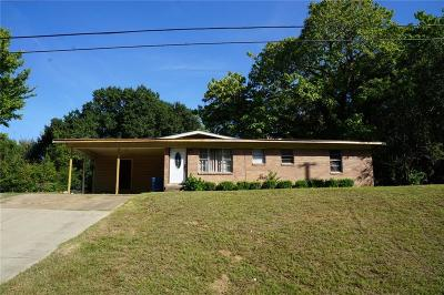 Athens Single Family Home For Sale: 707 Valle Vista Drive