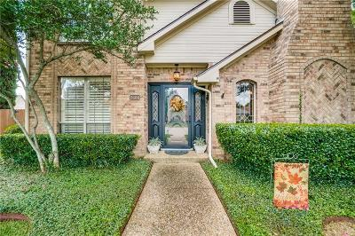 Garland Single Family Home For Sale: 2606 Hickory Bend Drive