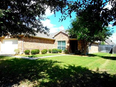 Forney Single Family Home Active Option Contract: 116 Rambling Way