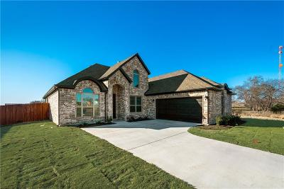 Midlothian Single Family Home For Sale: 5401 Silver Spur Trail