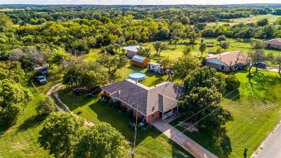 Weatherford Single Family Home Active Option Contract: 500 McFarland Lane