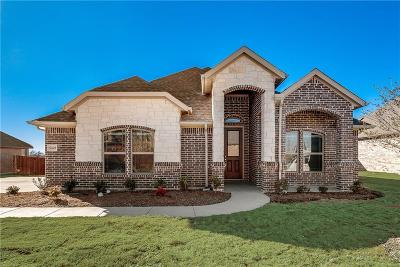 Midlothian Single Family Home For Sale: 5405 Silver Spur Trail