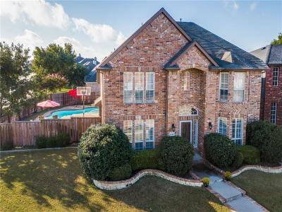 McKinney Single Family Home Active Kick Out: 6101 Sidney Lane
