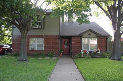 Midlothian Single Family Home For Sale: 801 Park Place Boulevard