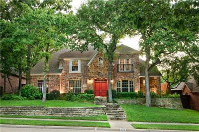 Coppell Single Family Home For Sale: 129 Dickens Drive