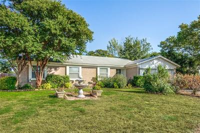 North Richland Hills Single Family Home Active Option Contract: 7600 Mapleleaf Drive