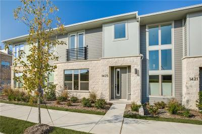Plano Townhouse For Sale: 1425 Middleton Street