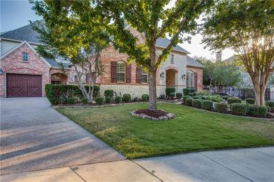 Lewisville Single Family Home Active Option Contract: 2620 King Arthur Boulevard