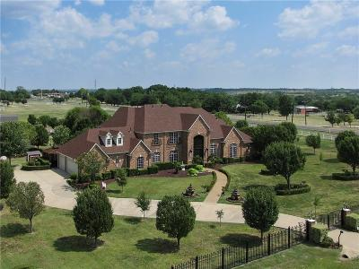 Rockwall Single Family Home For Sale: 2860 Rolling Meadows Drive