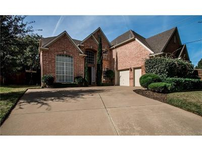 Grapevine Residential Lease For Lease: 4100 Williams Court