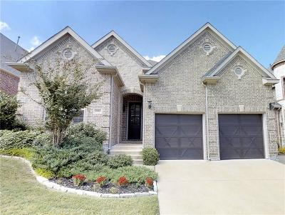 Richardson Single Family Home For Sale: 3921 Clear Creek Court