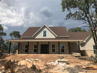 Poolville Single Family Home Active Contingent: 101 River Rock Court