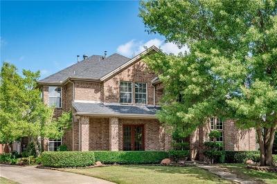 Allen Single Family Home For Sale: 1613 Coventry Lane