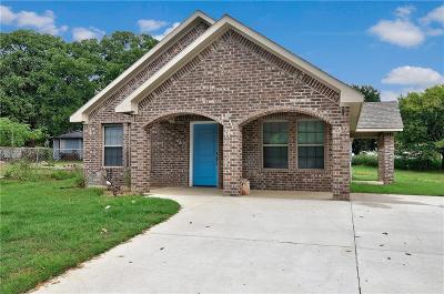 Denison Single Family Home For Sale: 725 E Sears Street
