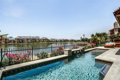 Irving Single Family Home For Sale: 5731 Waterview Drive