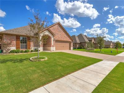 Benbrook Single Family Home Active Option Contract: 7221 Prestwick Terrace