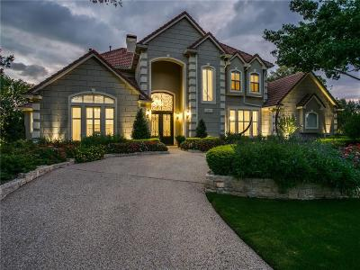 Allen, Dallas, Frisco, Garland, Lavon, Mckinney, Plano, Richardson, Rockwall, Royse City, Sachse, Wylie, Carrollton, Coppell Single Family Home For Sale: 6617 Muirfield Circle