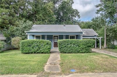 Terrell Single Family Home For Sale: 619 N Virginia Street