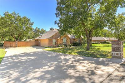 Granbury Single Family Home For Sale: 9313 S Longwood Drive