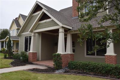 Grapevine Residential Lease For Lease: 232 Austin Street