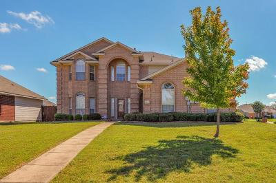 Mesquite Single Family Home For Sale: 2812 Ventanna Drive