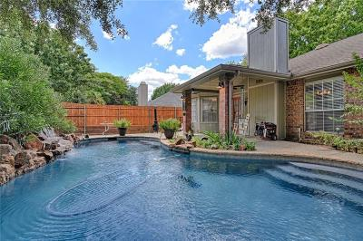 Grapevine Single Family Home Active Option Contract: 2041 Willowood Drive