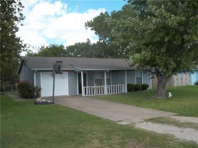 Crandall, Combine Single Family Home For Sale: 203 E Trunk Street