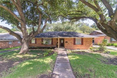 Single Family Home For Sale: 7026 Walling Lane