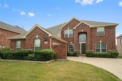 Rowlett Single Family Home Active Option Contract: 10210 Waterview Parkway
