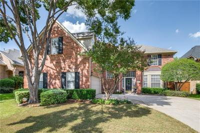 Flower Mound Single Family Home For Sale: 2216 Beechwood Lane