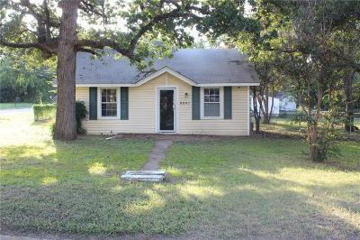Single Family Home For Sale: 3301 Delaware Trail