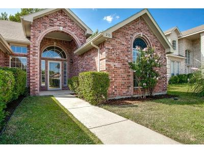 Rockwall, Fate, Heath, Mclendon Chisholm Single Family Home Active Option Contract: 213 Mulberry Lane