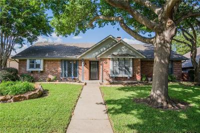 Carrollton Single Family Home For Sale: 1939 Camden Way