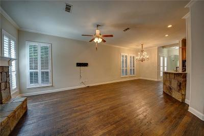 Grapevine Residential Lease For Lease: 1408 Hampton Road
