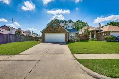 Lewisville Single Family Home For Sale: 1122 Seneca Place
