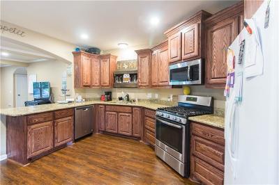 Denison Single Family Home For Sale: 1022 W Bond Street