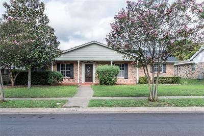 Duncanville Single Family Home Active Option Contract: 615 E Center Street