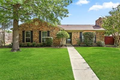 Coppell Single Family Home For Sale: 907 Redcedar Way Drive