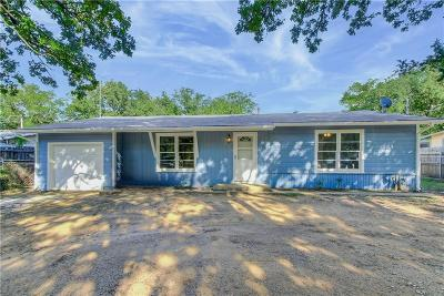 Kennedale Single Family Home Active Option Contract: 108 N Dick Price Road