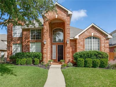 Allen Single Family Home For Sale: 1230 Irvine