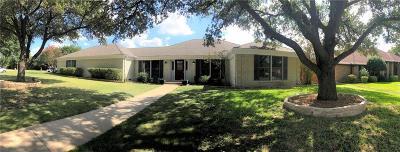 Carrollton Single Family Home For Sale: 2720 Timberleaf Drive