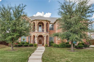 Prosper Single Family Home For Sale: 800 Texana Drive