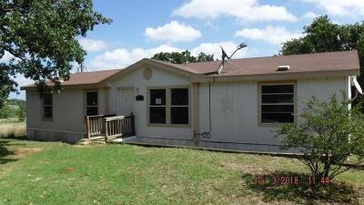 Springtown Single Family Home For Sale: 1102 Salt Creek Road