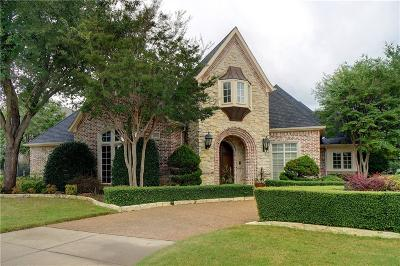 Southlake TX Single Family Home For Sale: $899,000